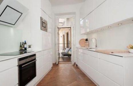 长条形厨房适合安装哪种抽油烟机?