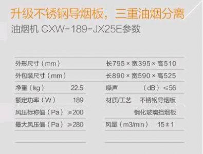 方太JX25E吸油烟机质量怎么样?